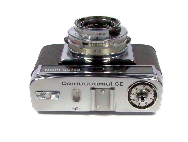 Zeiss Entfernungsmesser Nikon : Photo foto zeiss ikon contessamat se